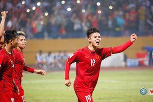 Tuyển Việt Nam trở lại top 100 đội mạnh nhất của FIFA!