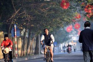 Thời tiết ngày 30/11: Hà Nội ngày nắng, nhiệt độ cao nhất 28 độ C
