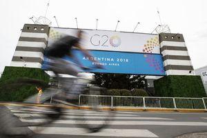 Hội nghị thượng đỉnh G20: Căng thẳng và kỳ vọng