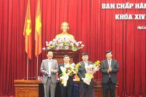 Quảng Ninh có 2 tân Phó bí thư Tỉnh ủy
