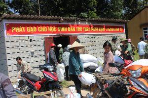 Hoàn thành phân bổ hơn 2,7 nghìn tấn gạo hỗ trợ học sinh nghèo Lạng Sơn
