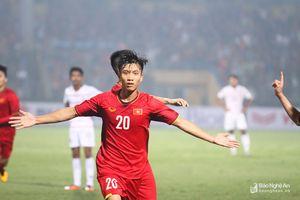 Cầu thủ trẻ xuất sắc nhất 2018: Văn Đức khó cạnh tranh với Quang Hải, Văn Hậu