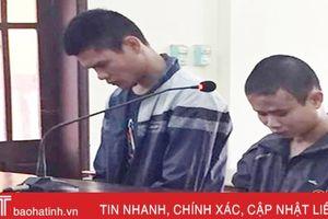 Hai kẻ 'bay đêm' gây ra hàng hoạt vụ trộm, chia nhau 42 tháng tù