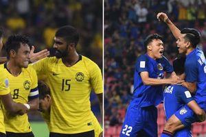 AFF Suzuki Cup 2018: Thái Lan vượt trội Malaysia về thành tích đối đầu