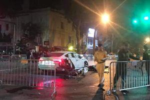Đã có danh tính tài xế gây tai nạn tại ngã tư Phan Chu Trinh - Lý Thường Kiệt