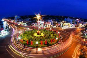 Đồng Xoài - thành phố trẻ nhất Đông Nam bộ