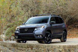 Chi tiết xe SUV địa hình vừa được Honda ra mắt