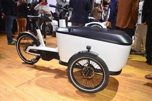 Volkswagen ra mắt... xích lô bán hàng chạy điện - Xu hướng của tương lai