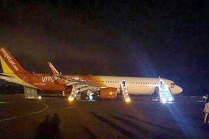 Máy bay Vietjet gặp sự cố nghiêm trọng tại Buôn Ma Thuột