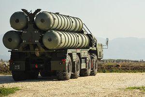 S-400 của Nga trực chiến cách biên giới Ukraine 20km