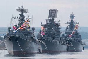Báo Mỹ lên danh sách những tàu chiến 'nguy hiểm nhất' của Nga