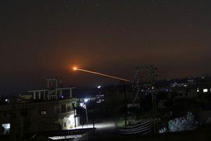 Syria tuyên bố đã bắn hạ máy bay quân sự của Israel