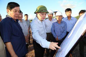 Dự án QL19 dở dang, Bình Định kiến nghị hỗ trợ vốn