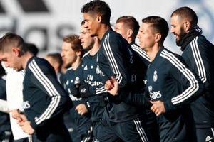 Real giữ đôi chân trên mặt đất trở lại La Liga