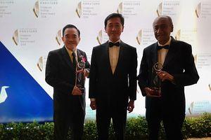 MDIS nhận giải thưởng 'Thương hiệu uy tín Singapore' năm 2018
