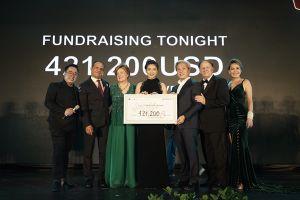 Ngô Thanh Vân quyên góp được gần 10 tỉ đồng cho 'Vết sẹo cuộc đời 8'