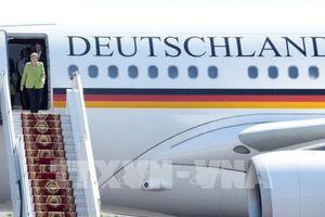 Thông tin mới về sự cố chuyên cơ chở Thủ tướng Đức