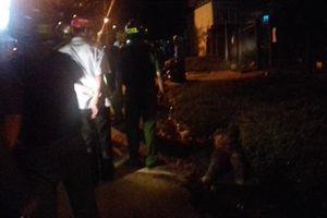 Nam thanh niên bị truy sát, chém gục ngay giữa phố ở Kon Tum