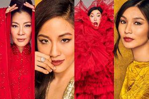Dương Tử Quỳnh và dàn sao nữ Châu Á rực rỡ trên bìa tạp chí đình đám của Hollywood