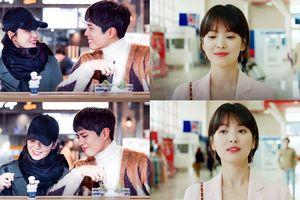 'Encounter': Song Hye Kyo hóa thân vào một Cha Soo Hyun quyến rũ, trên cả tuyệt vời