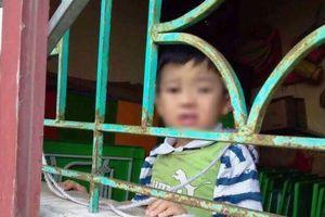 Bé 4 tuổi ở Nam Định bị buộc dây treo lên cửa sổ: Huyện sẽ kỷ luật cô giáo