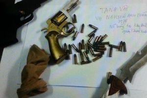 22 năm 6 tháng tù cho đối tượng dùng súng bắn cả gia đình vợ