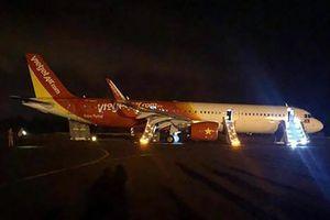 Sức khỏe của các bệnh nhân trong vụ máy bay Vietjet gặp sự cố ra sao?