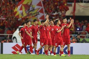 Việt Nam lọt Top 100 đội bóng mạnh nhất thế giới, HLV Park Hang-seo mơ cú ăn ba lịch sử