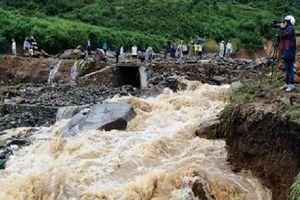 Dự báo thời tiết ngày 30/11: Trung Bộ tiếp tục có mưa, nguy cơ cao xảy ra lũ quét