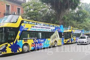 Hà Nội có thêm tuyến xe bus 2 tầng đưa du khách tới các điểm dừng nổi tiếng