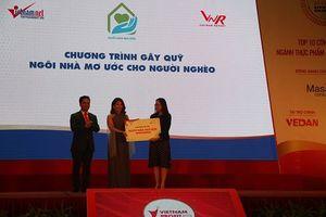 Vingroup tiên phong ủng hộ 5 căn nhà mơ ước đầu tiên cho người nghèo