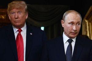 Ông Trump hủy cuộc gặp với ông Putin vì căng thẳng Ukraine