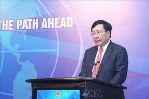 Ghi nhận những đóng góp của Việt Nam tại khu vực