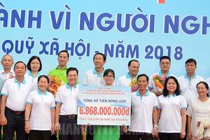 TPHCM hoàn thành mục tiêu cơ bản không còn hộ nghèo theo chuẩn TP giai đoạn 2016-2020