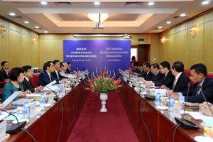 Cuộc họp lần thứ 9 cấp Bộ trưởng giữa Bộ Kế hoạch và Đầu tư Việt Nam và Bộ Kế hoạch Vương quốc Campuchia