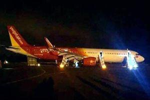 Thông tin mới nhất vụ chuyến bay Vietjet gặp sự cố