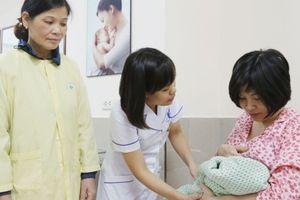 Triển khai kế hoạch kiểm tra đánh giá sự hài lòng của người bệnh