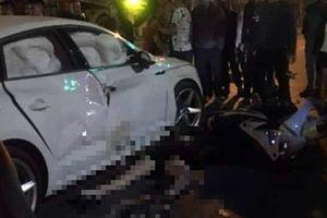 Audi A5 gây tai nạn liên hoàn vào lúc rạng sáng, 3 người thương vong