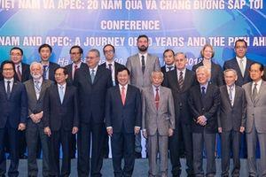 APEC là cầu nối đưa Việt Nam ra thế giới và mang thế giới đến với Việt Nam