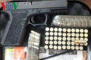 Công an phát hiện 'kho vũ khí' quy mô lớn ở Lâm Đồng