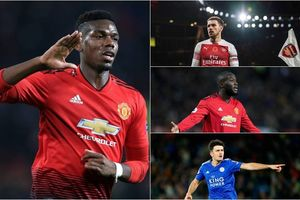 18 thương vụ CN tiềm năng ở Premier League: MU có thể mất 5 'sao bự'