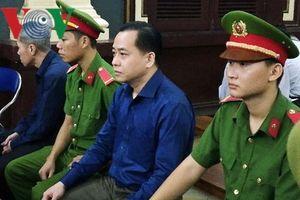 Xử vụ thất thoát tại ngân hàng DAB: Phan Văn Anh Vũ kêu oan