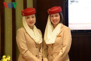 Ấn tượng thú vị sự kiện Quốc khánh nước Hồi giáo UAE tổ chức ở Hà Nội