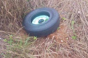 Tìm thấy một bánh bị rơi của máy bay Vietjet gặp sự cố khi hạ cánh