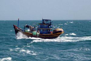 10 ngư dân Đà Nẵng may mắn thoát chết khi tàu gặp nạn trên vùng biển Thừa Thiên - Huế