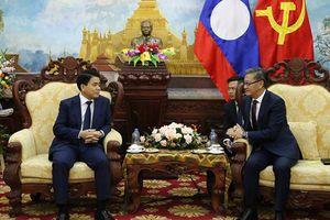 Hà Nội thúc đẩy hợp tác với các địa phương của Lào