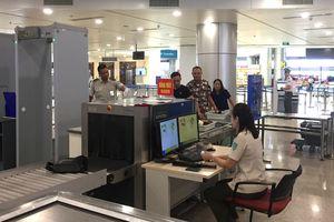 'Chuyên nghiệp hóa' lực lượng an ninh hàng không