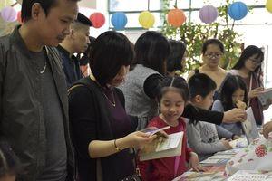 Ngày hội triển lãm và trao đổi sách 'Mọt 2018: Mẩu chuyện cũ'