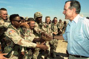 Cựu Tổng thống Mỹ George HW Bush qua đời: Những thành tích đối ngoại ấn tượng