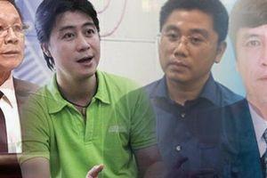 Phan Sào Nam và Nguyễn Văn Dương không ít lần ngã giá ăn chia với cơ quan điều tra